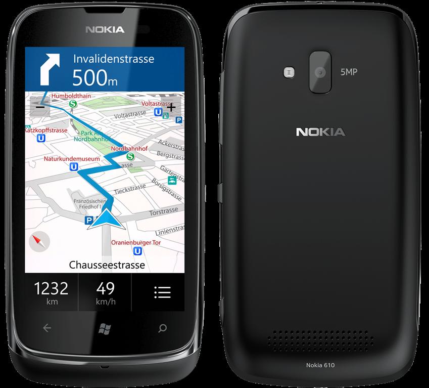 Nokia Lumia 610 Images Nokia Lumia 610